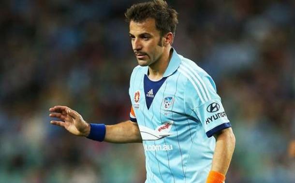 Alessandro Del Piero: Sama Sekali Tak Ada Tim Lemah