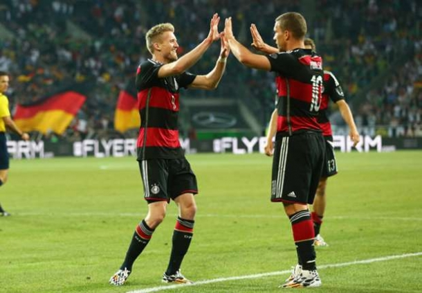 Andre Schurrle: Jerman Akan Juara!