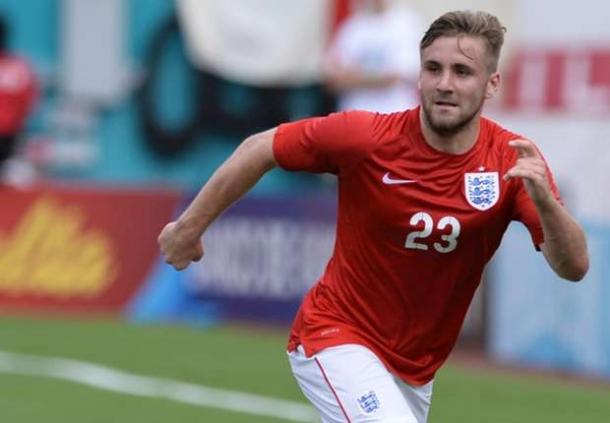 Luke Shaw Dikabarkan Deal Dengan Kubu Manchester United