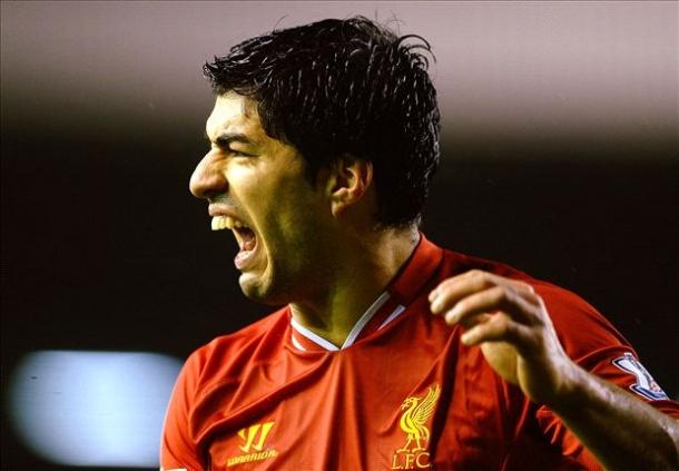 Media Inggris Kembali Dikecam Luis Suarez