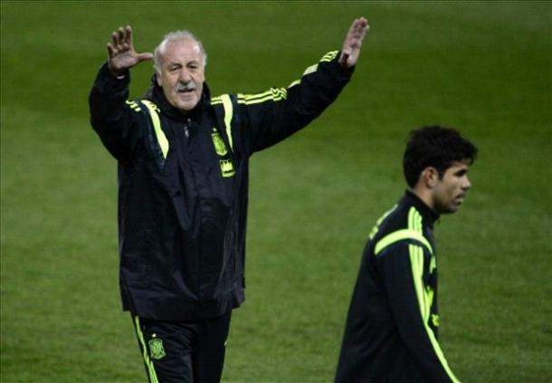 Diego Costa Akan Terus Di Panggil Vicente Del Bosque