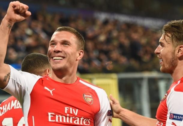 Arsene Wenger: Pada Musim Dingin Lukas Podolski Tak Dijual