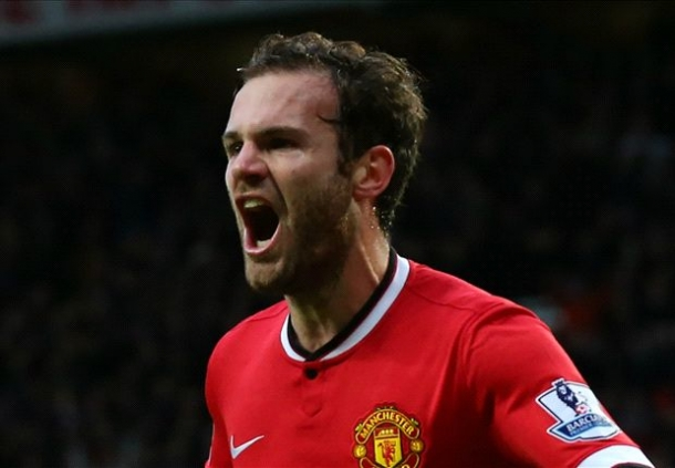 Juan Mata Targetkan Kemenangan Kontra Stoke City