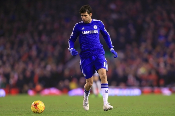 Diego Costa Sebut Zlatan Ibrahimovic Merupakan Monster