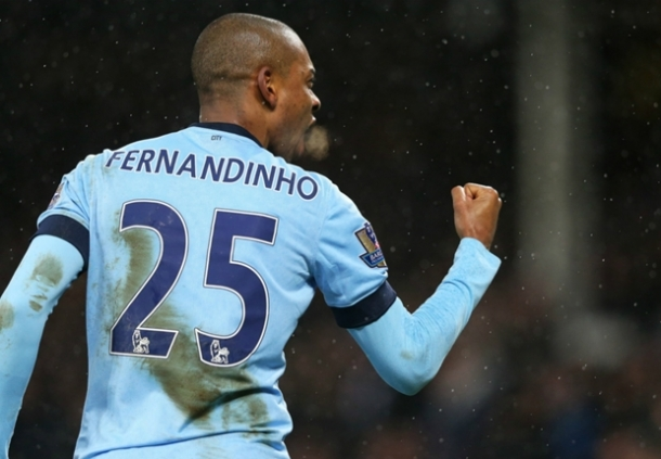 Fernandinho Sebut Chelsea Semangatkan Kami