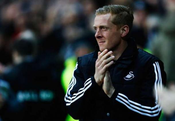 Garry Monk Puji Pertahanan Swansea City