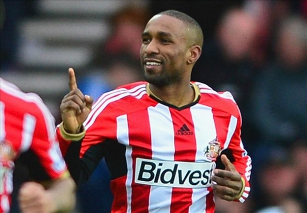 Jermain Defoe Menyambut Kemenangan Sunderland