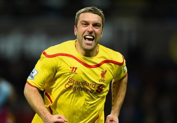 RickieLambert Sebut Liverpool Incar Trofi Liga Europa