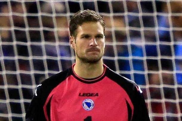 Diminati Liverpool Asmir Begovic Bahagia