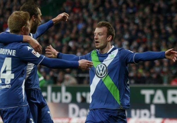 Hasil Pertandingan Werder Bremen 3-5 Wolfsburg