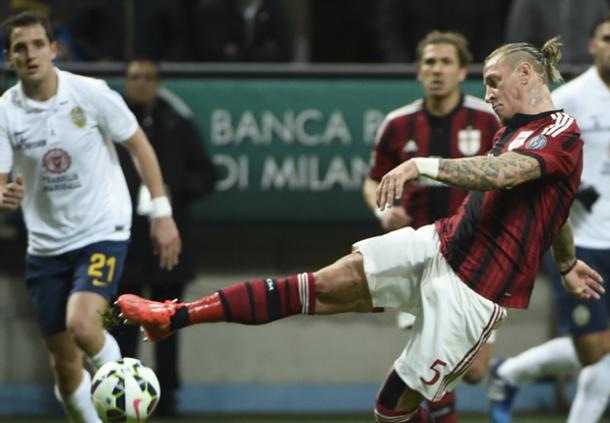 Philippe Mexes Seburt AC Milan Hilang Arah