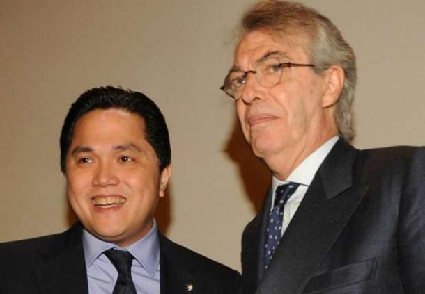 Massimo Moratti Menegaskan Dukunganya Untuk Erick Thohir