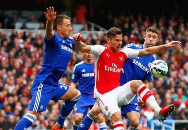 Olivier Giroud Ungkapkan Arsenal Tidak Bermain Layaknya Chelsea