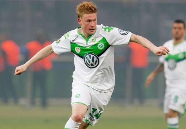 Wolfsburg Tetap Inginkan Kevin De Bruyne Bertahan