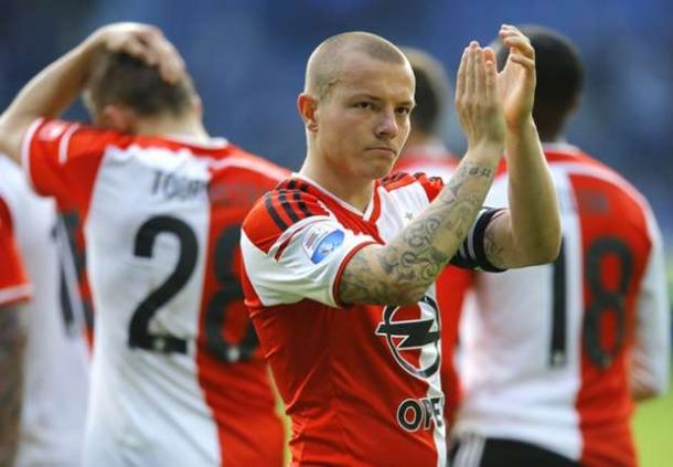 Jordy Clasie Mendekat Ke Southampton