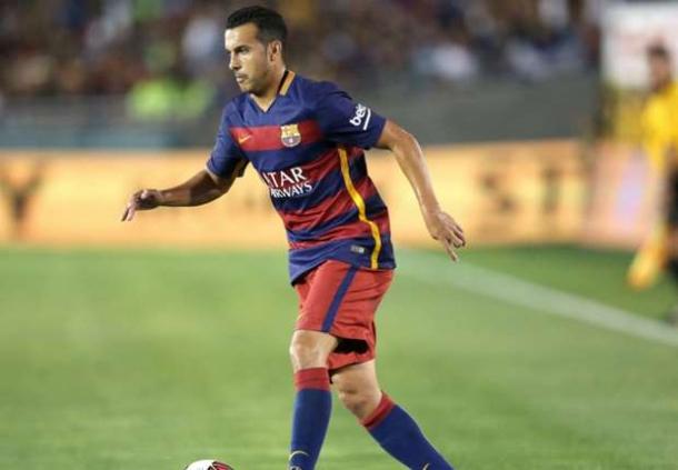 Pedro Ke Manchester United Sesudah Piala Super Eropa