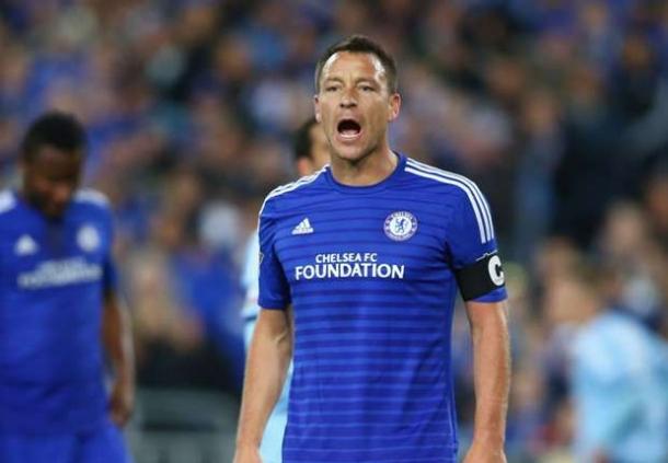 Jose Mourinho: Terry Yang Terbaik
