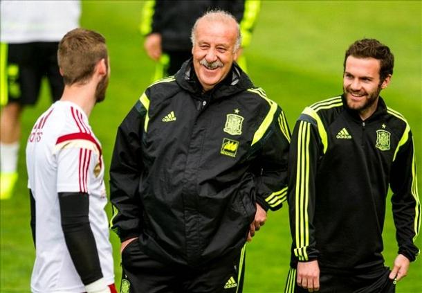 Juan Mata Tetap Fokuskan Ke Euro 2016 Dengan Timnas Spanyol
