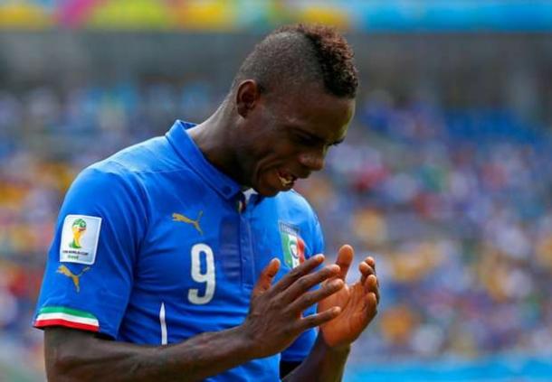 Balotelli Keluar Dari Timnas Italia