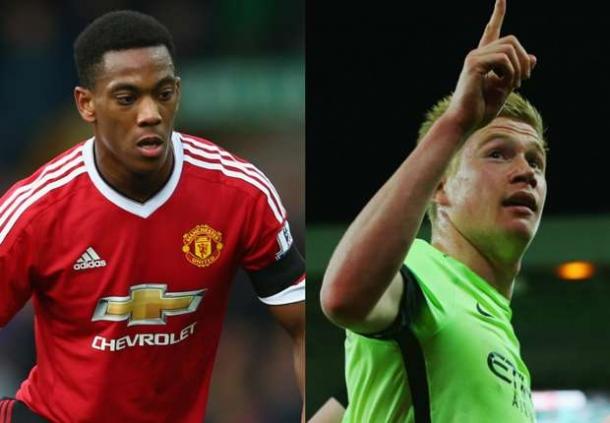 Duel Dua Bintang Mahal Di Derby Manchester