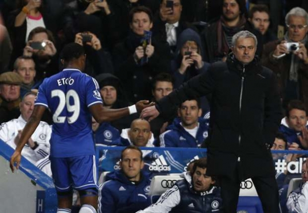 Eto'o: Ingatlah Jose Mourinho Ketika Chelsea Berjaya