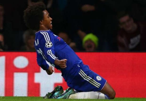 Willian Bangga Dengan Kebangkitan Chelsea