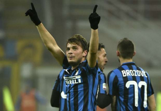 Inter Milan Tundukan Genoa